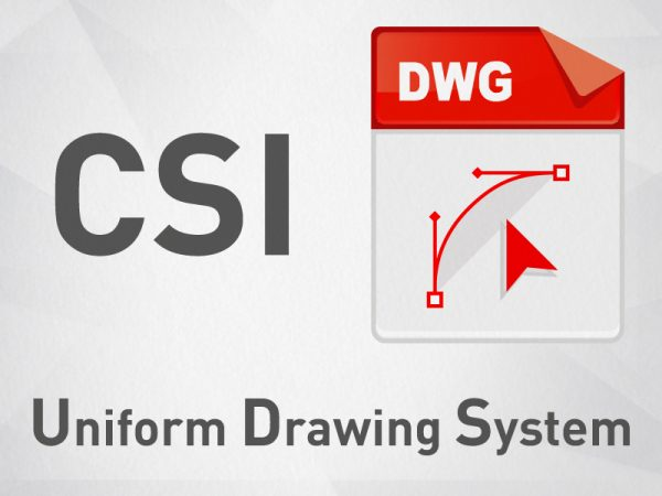 Csi Uniform Drawing System Graebert Blog