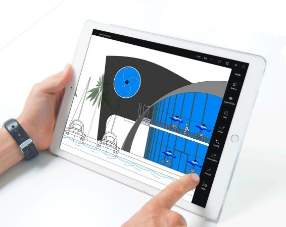 ARES Touch Mobile CAD App