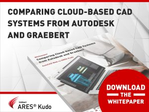 Comparing Cloud-based CAD Systems from Autodesk and Graebert