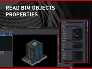 Read BIM Object Properties