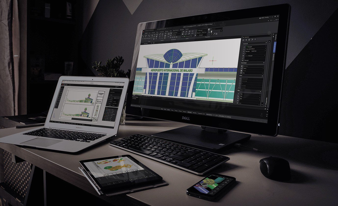 GRAEBERT IS A LEADING DEVELOPER OF CAD SOFTWARE FOR DESKTOP, MOBILE AND CLOUD
