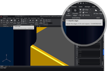 CAD Software ARES Commander new features